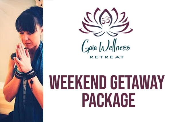 Gaia Wellness Weekend Package