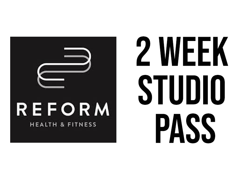 Reform Pilates Two Week Pass