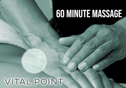 Vial Point Clinic - 60 Minute Massage