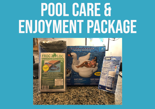 Pool Enjoyment Package