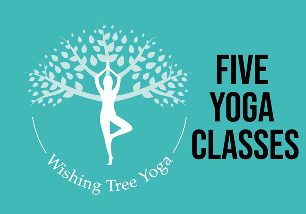 Wishingtree Yoga 5 Class Yoga Pass