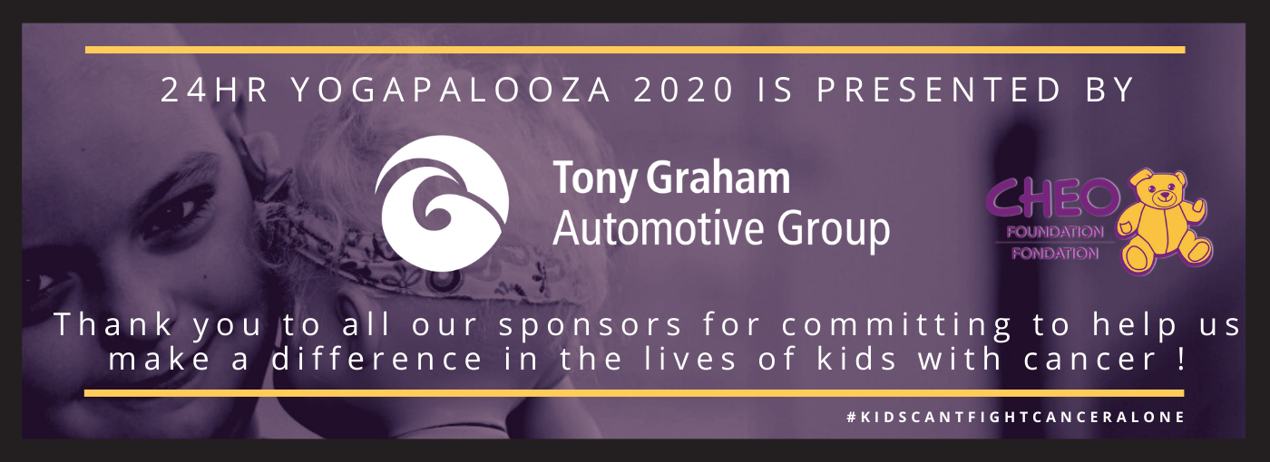 Tony Graham Automotive Group Title Sponsor